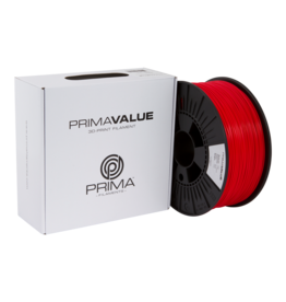 Prima PrimaValue ABS Filament Rood