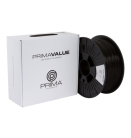 Prima PrimaValue PLA Filament black