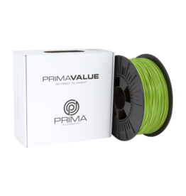 Prima PrimaValue PLA Filament groen