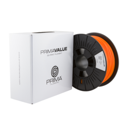 Prima PrimaValue PLA Filament orange