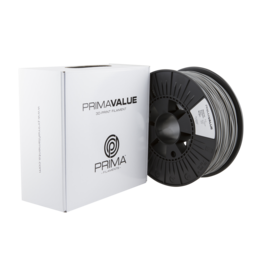 Prima PrimaValue PLA Filament light grey