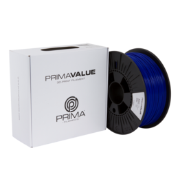 Prima PrimaValue PLA Filament 2.85mm 1 kg blue