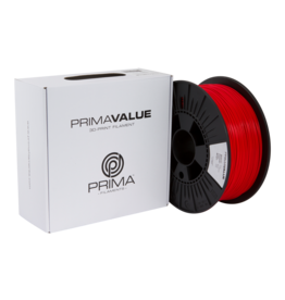 Prima PrimaValue PLA Filament red