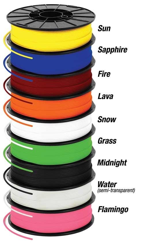 Ninjaflex colors