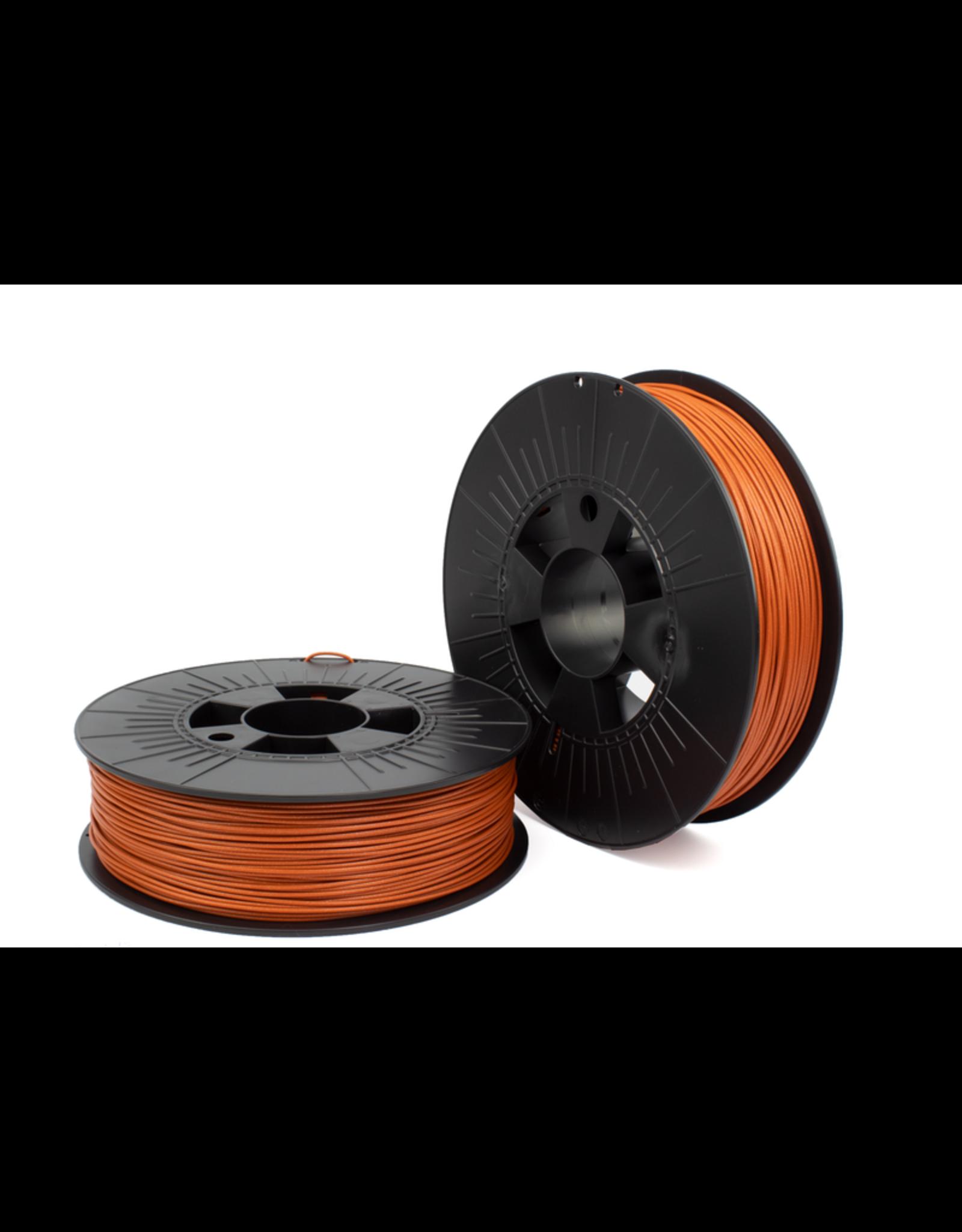 Makerfill Makerfill PLA Glitter Orange d'automne métallique