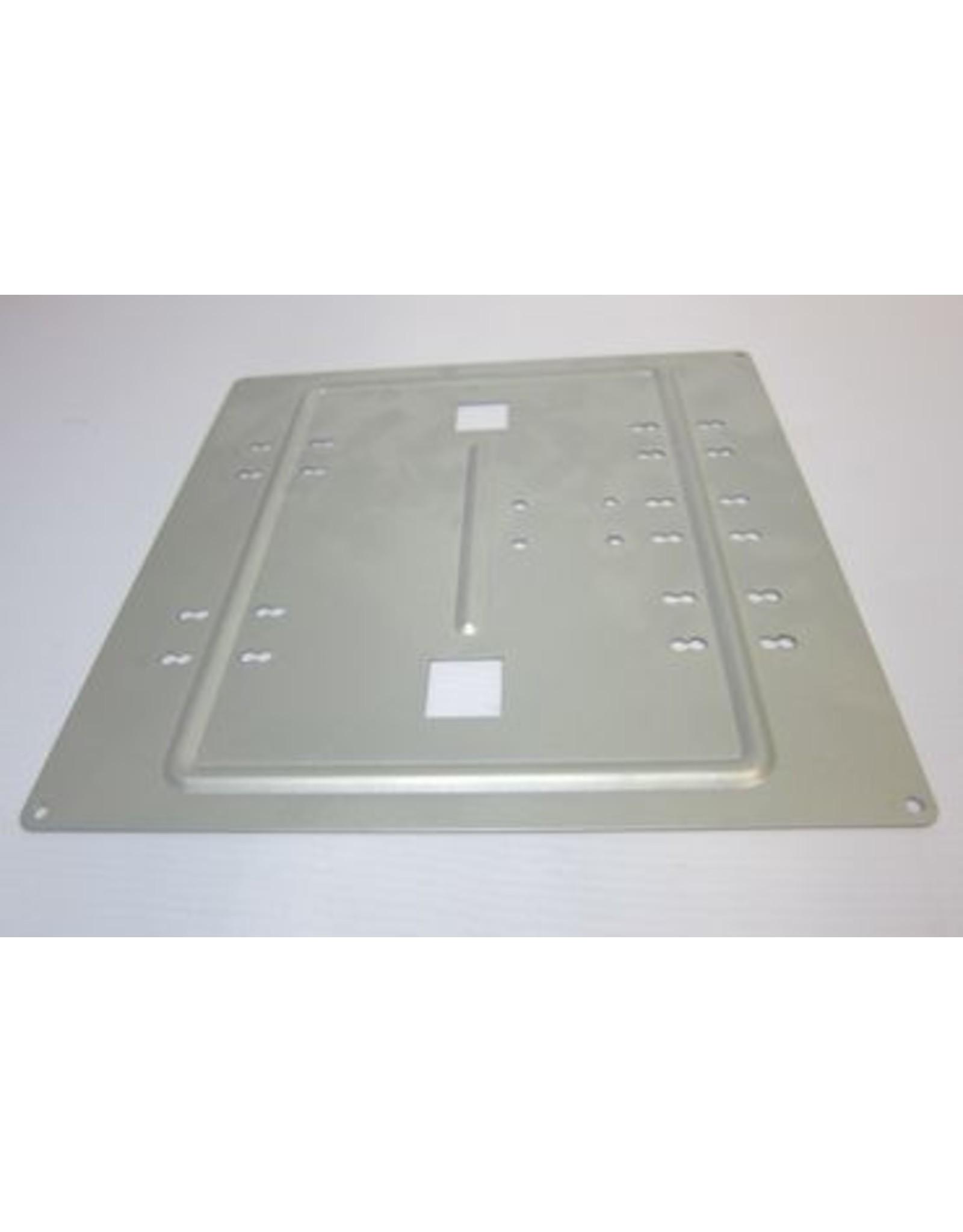 Wanhao Wanhao Steel Base plate voor i3 v2.1 en Plus