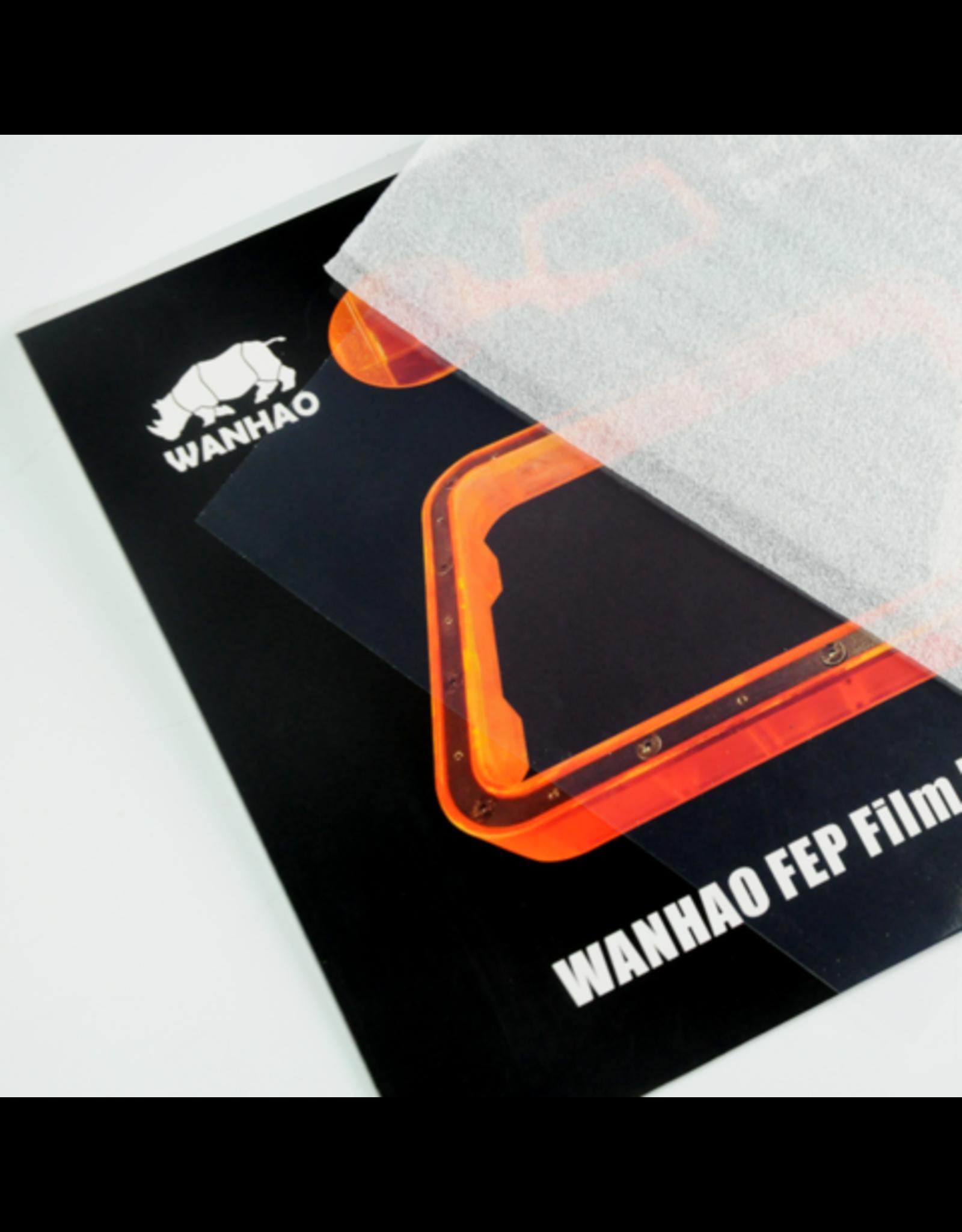 Wanhao Wanhao D8 - FEP Film 0.15mm*220mm*270mm