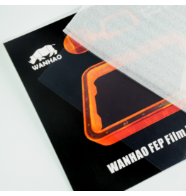 Wanhao Wanhao D8 - FEP Film 0.15mm*220mm*270mm