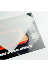 Wanhao Wanhao D8 - FEP Film 0.15mm*200mm*270mm