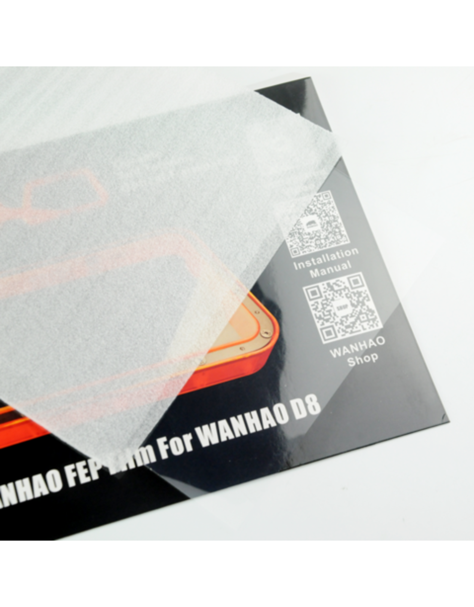 Wanhao Wanhao D8 FEP Film 0.15 mm