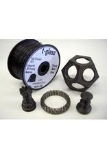 Taulman 3D Taulman t-glase PETT 1.75mm Black