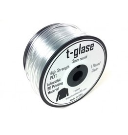 Taulman 3D Taulman t-glase PETT 1.75mm clear