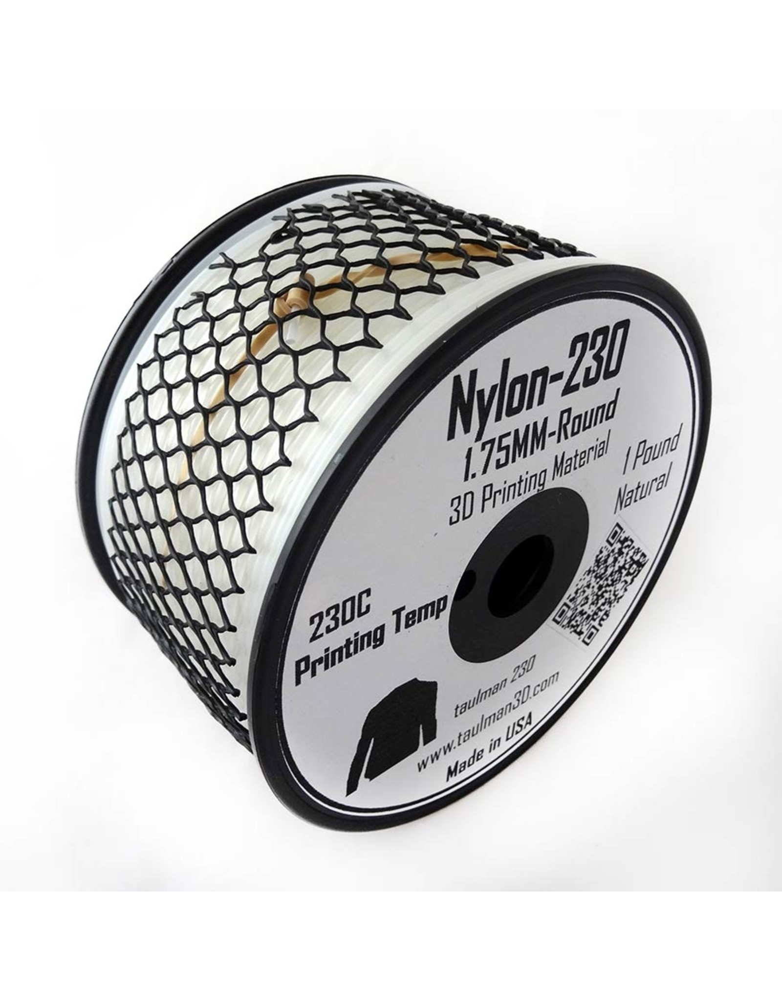 Taulman 3D Taulman Nylon 230 - 1.75mm - 450gr