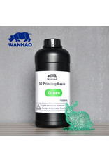 Wanhao Wanhao 3D-Printer UV Resin - 1000 ml - Green