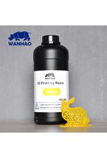 Wanhao Wanhao 3D-Printer UV Resin - 1000 ml - Yellow