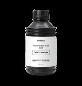 Zortrax Zortrax UV Resin - Basic - 500ml - White