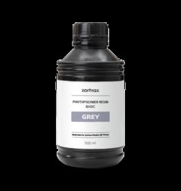 Zortrax Zortrax UV Resin - Basic - 500ml - Grey
