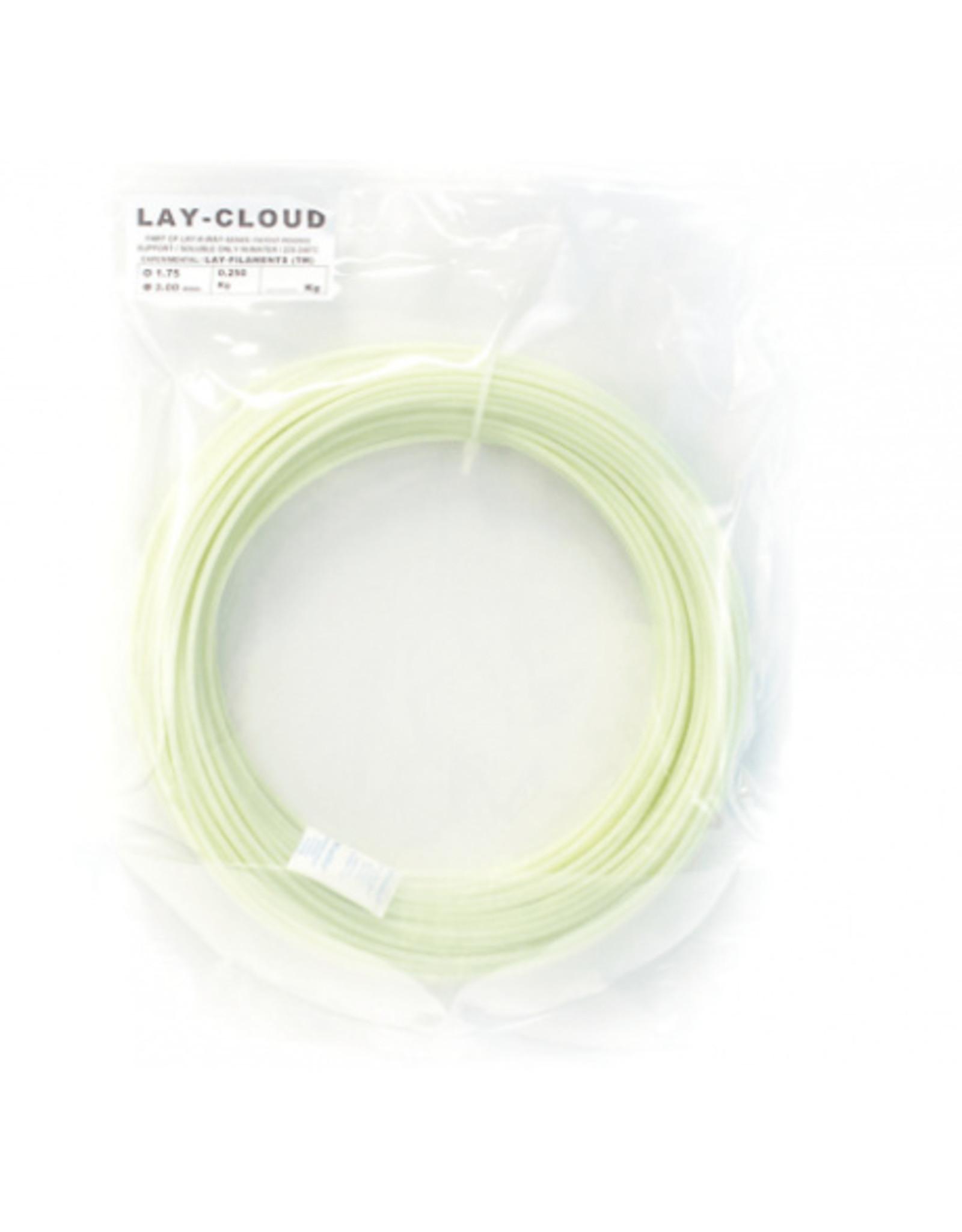 LAY Filaments Lay-Cloud 1.75mm 0.250kg