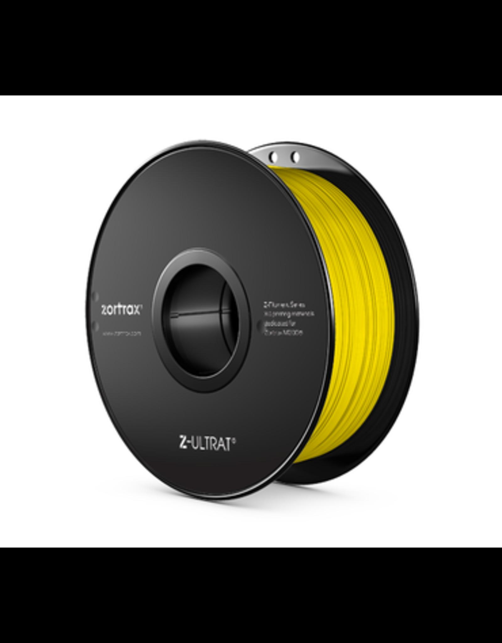 Zortrax Z-ULTRAT Filament - 1.75mm - 800g - Jaune