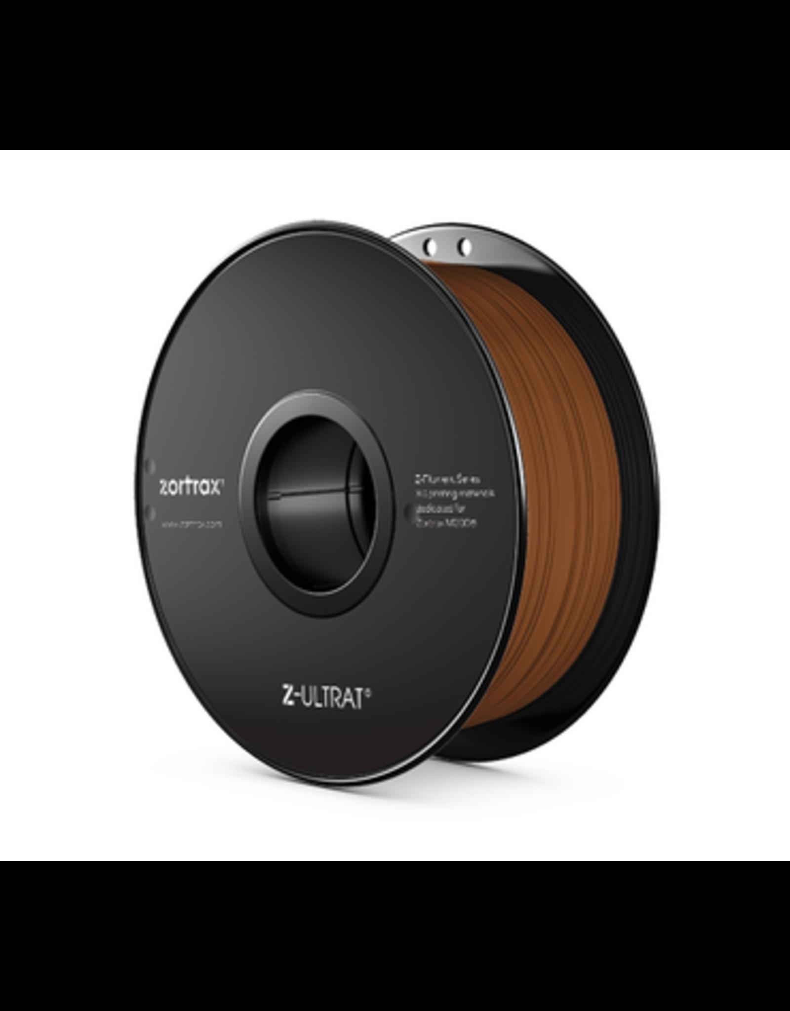 Zortrax Zortrax Z-ULTRAT Filament - 1.75mm - 800g - Brown