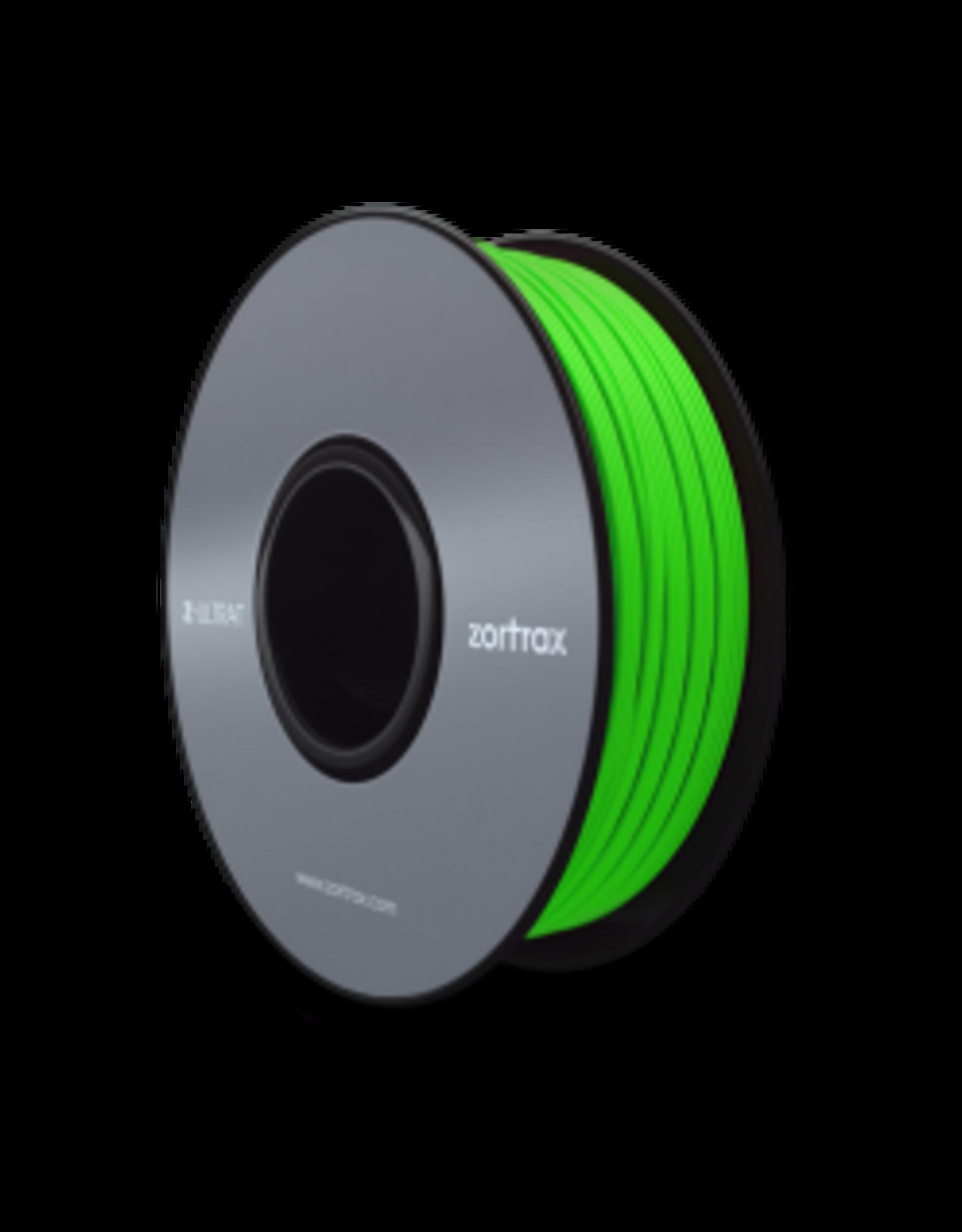 Zortrax Zortrax Z-ULTRAT Filament - 1.75mm - 800g - Groen