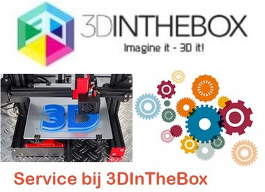 Service at 3DInTheBox