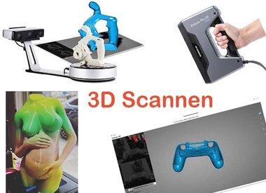 3D Scannen