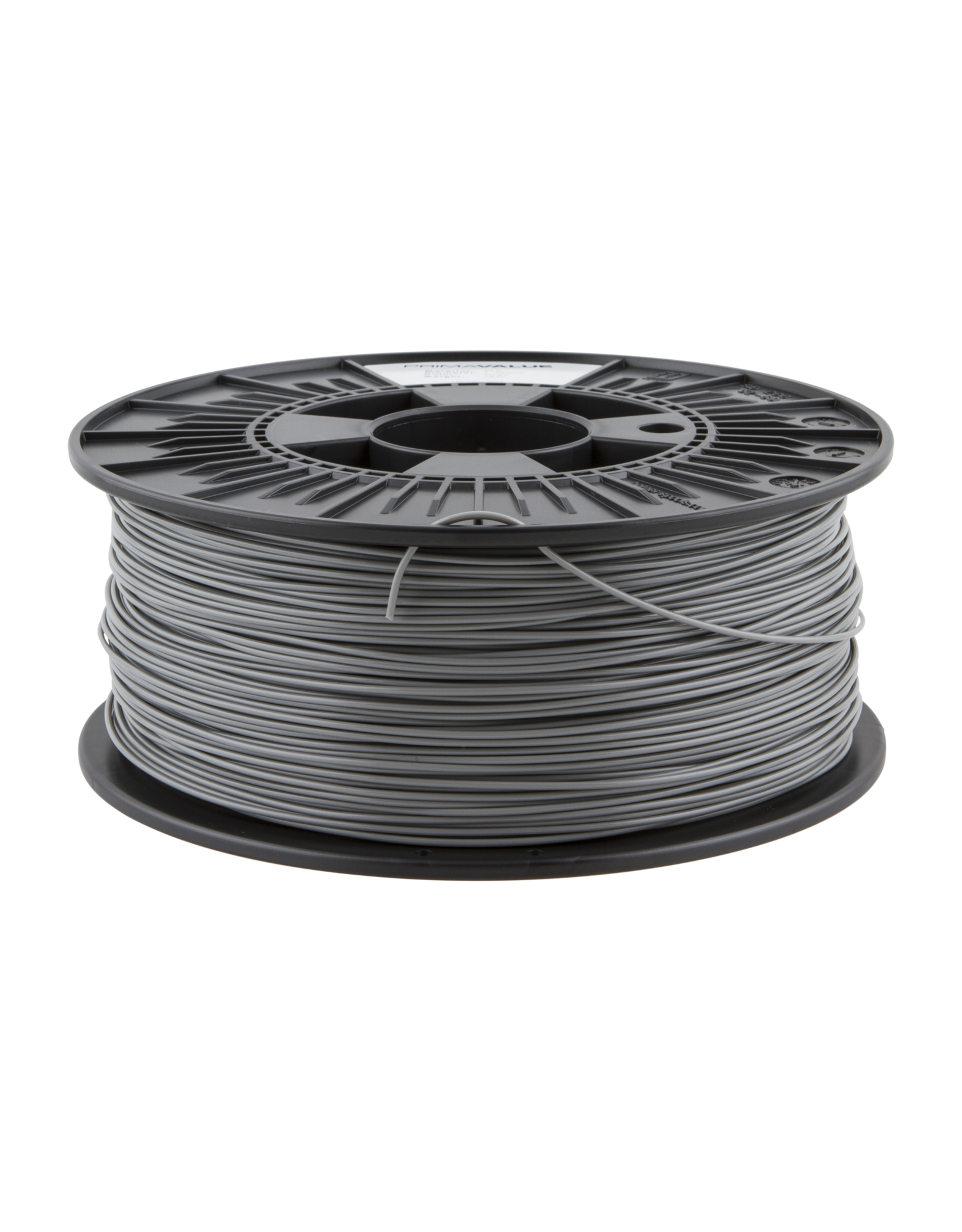 Prima PrimaValue PLA Filament 1.75mm 1 kg donker grijs