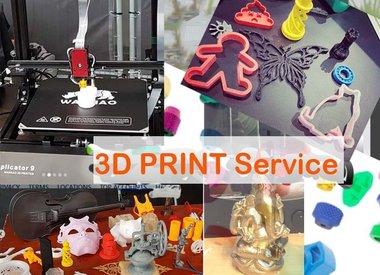 Service d'Impressions 3D