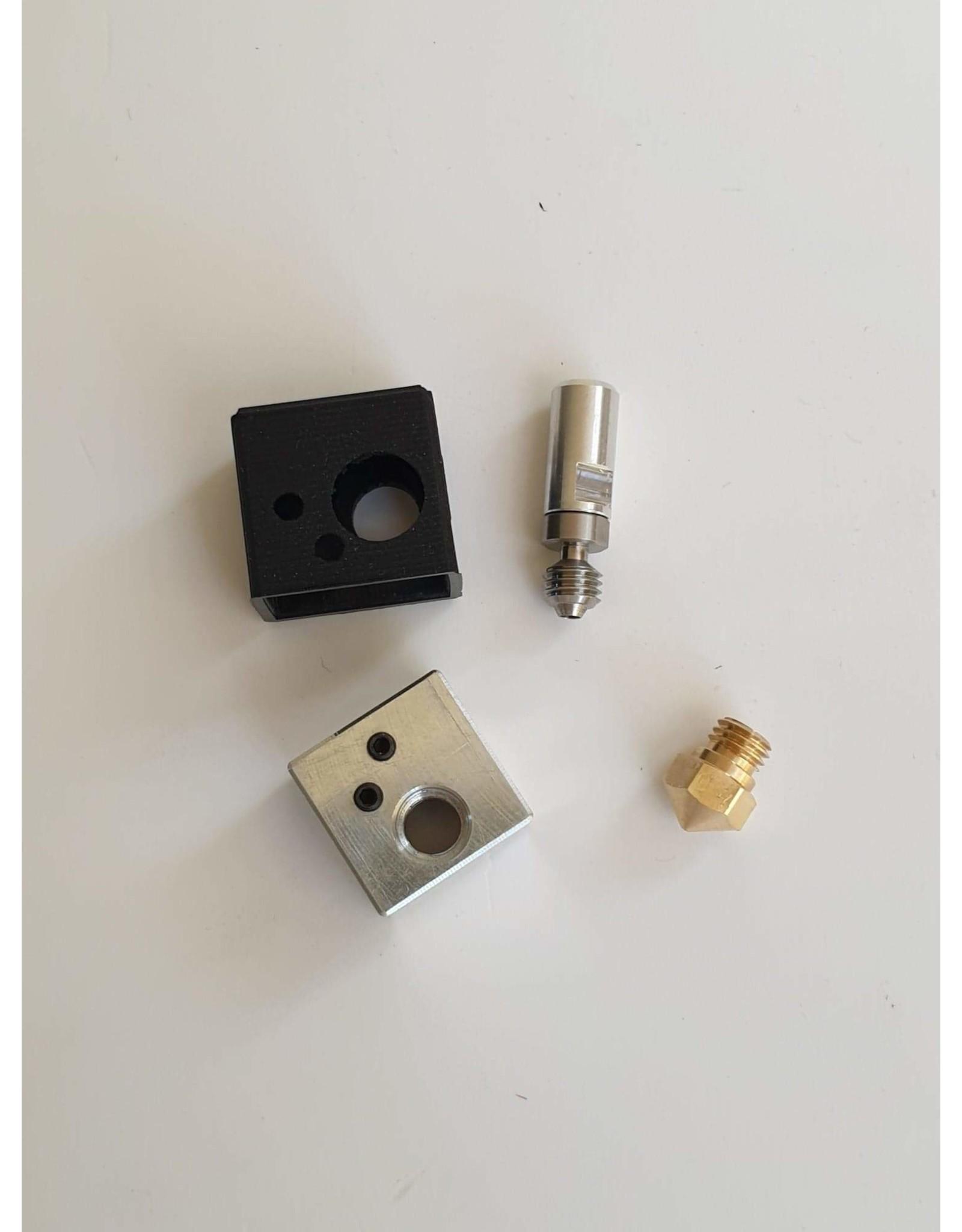 Wanhao Hotend tout métal pour Wanhao D9 / I3PLUS MKII / GR2