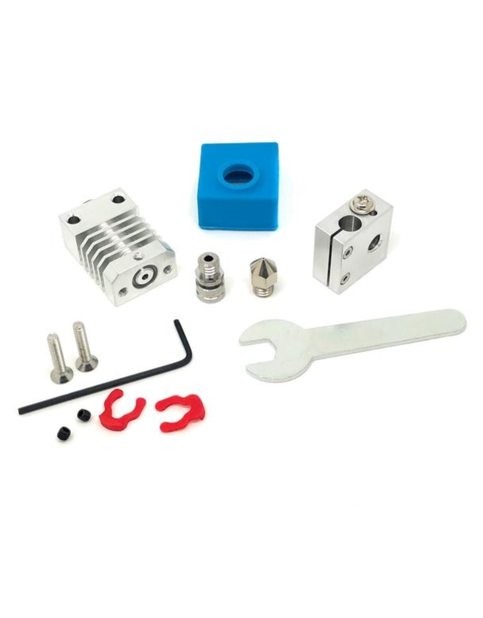Micro Swiss All Metal Hotend Kit voor Creality CR-10 / CR10S / CR20 / Ender 2, 3, 5 Printers