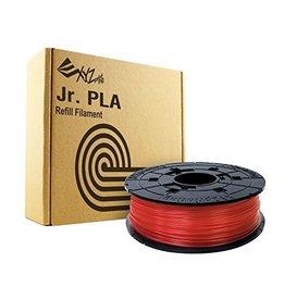 XYZ Printing Da Vinci XYZprinting Da Vinci Junior PLA - 600g - Clear Red