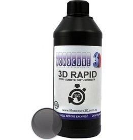 Monocure3D Monocure 3D Rapid Resin  Gunmetal grey