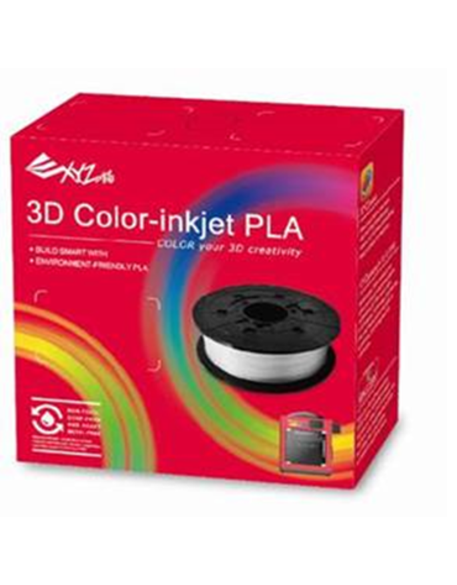 XYZ Printing Da Vinci XYZprinting CPLA - 600g - Blanc pour da Vinci Color