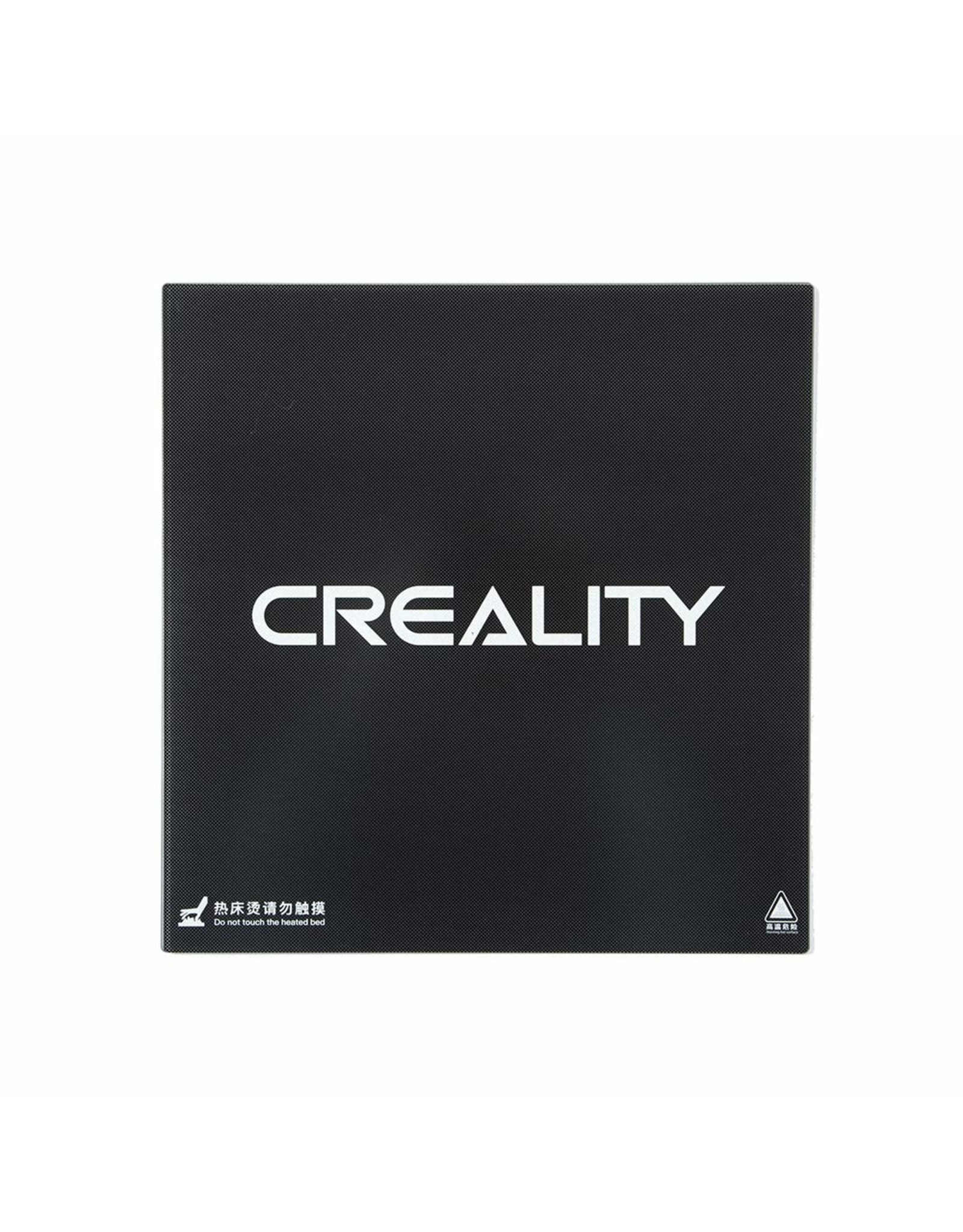 Creality 3D Carbon Glass Plate 235 x 235 mm