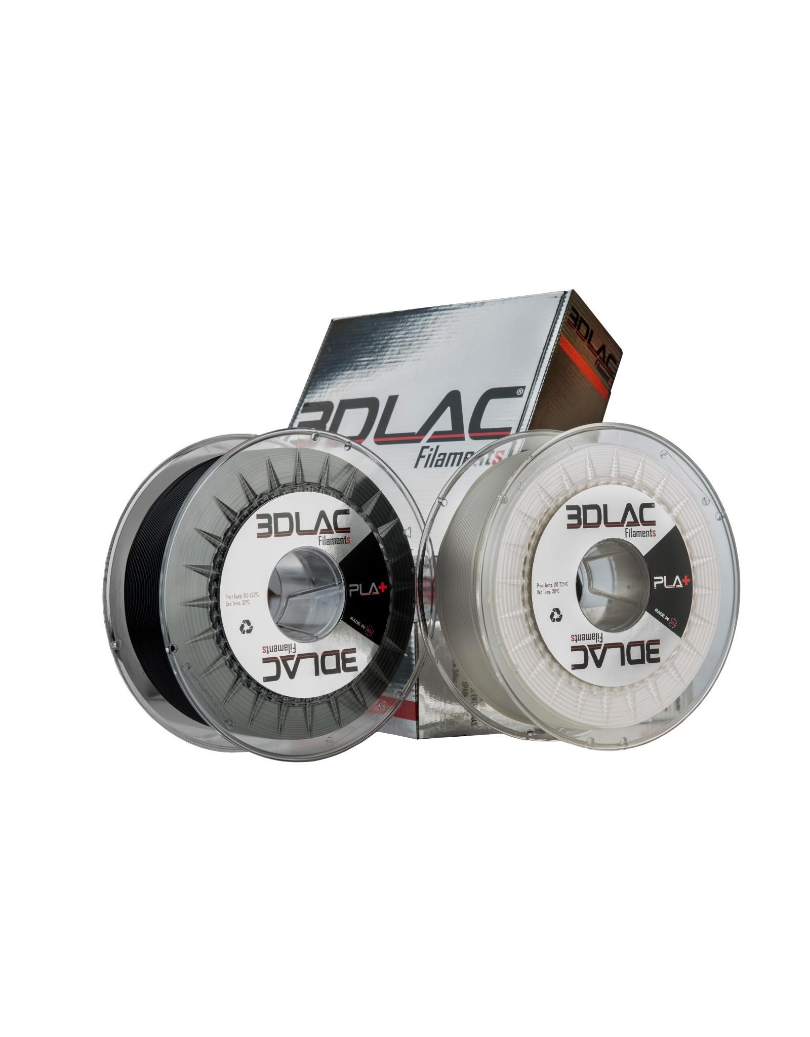 3DLAC 3DLAC Pla zwart filament