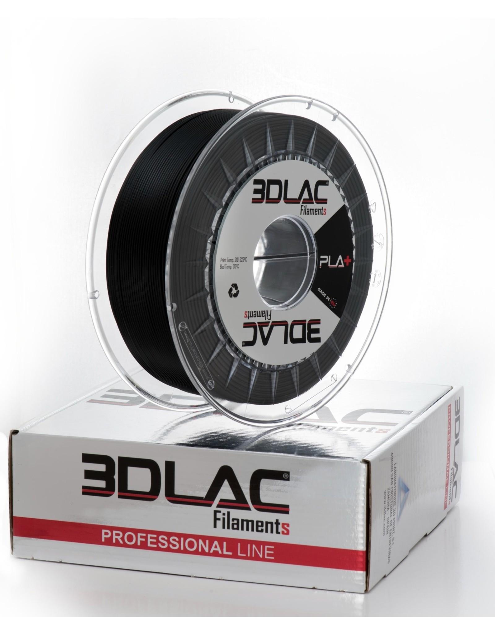 3DLAC 3DLAC PLA + black filament
