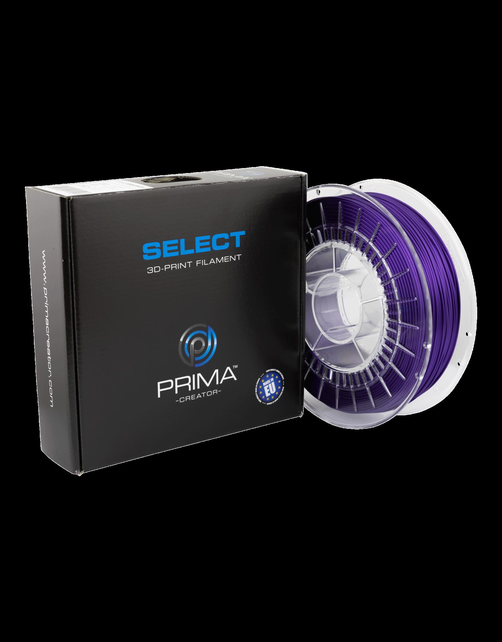 Prima PrimaSelect PLA Glossy - 1.75mm - 750 g  - Nebula Paars
