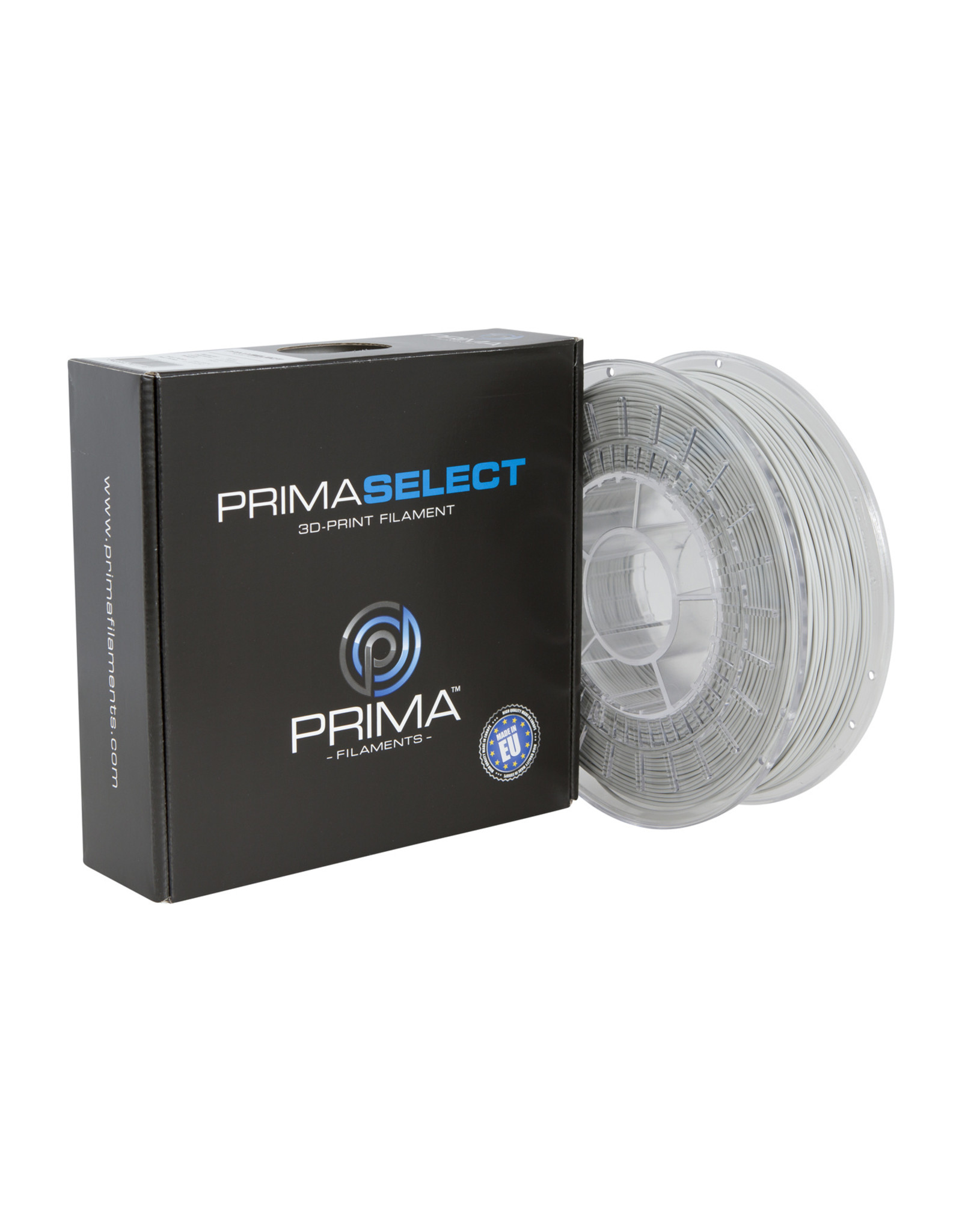 Prima PrimaSelect PLA 1.75mm - 750gr Gris clair