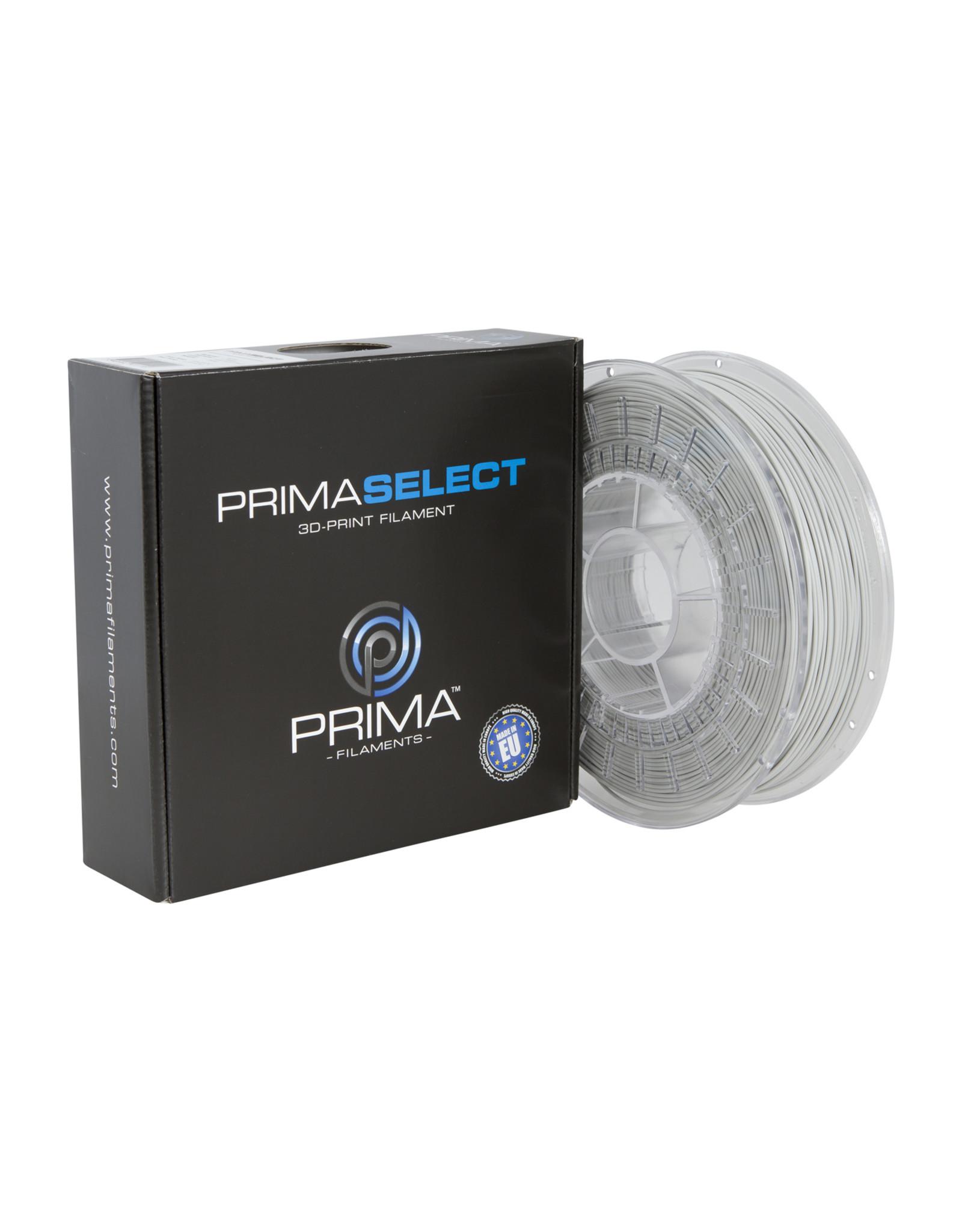 Prima PrimaSelect PLA 1.75mm - 750gr Licht Grijs