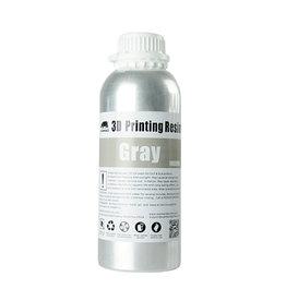 Wanhao Wanhao 3D-Printer UV Resin Water Afwasbaar - 1000 ml - Grijs