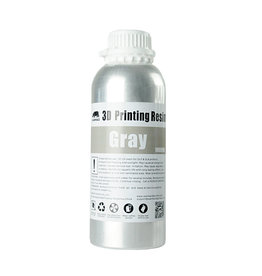 Wanhao Wanhao 3D-Printer UV Resin Water Washable - 1000 ml - Grey