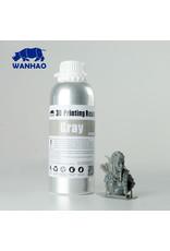 Wanhao Wanhao 3D-Printer UV Resin Water Washable - 1000 ml - Grey