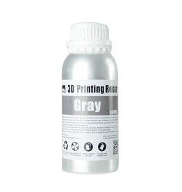 Wanhao Wanhao Résine UV pour imprimante 3D lavable à l'eau - 500ml - Gris