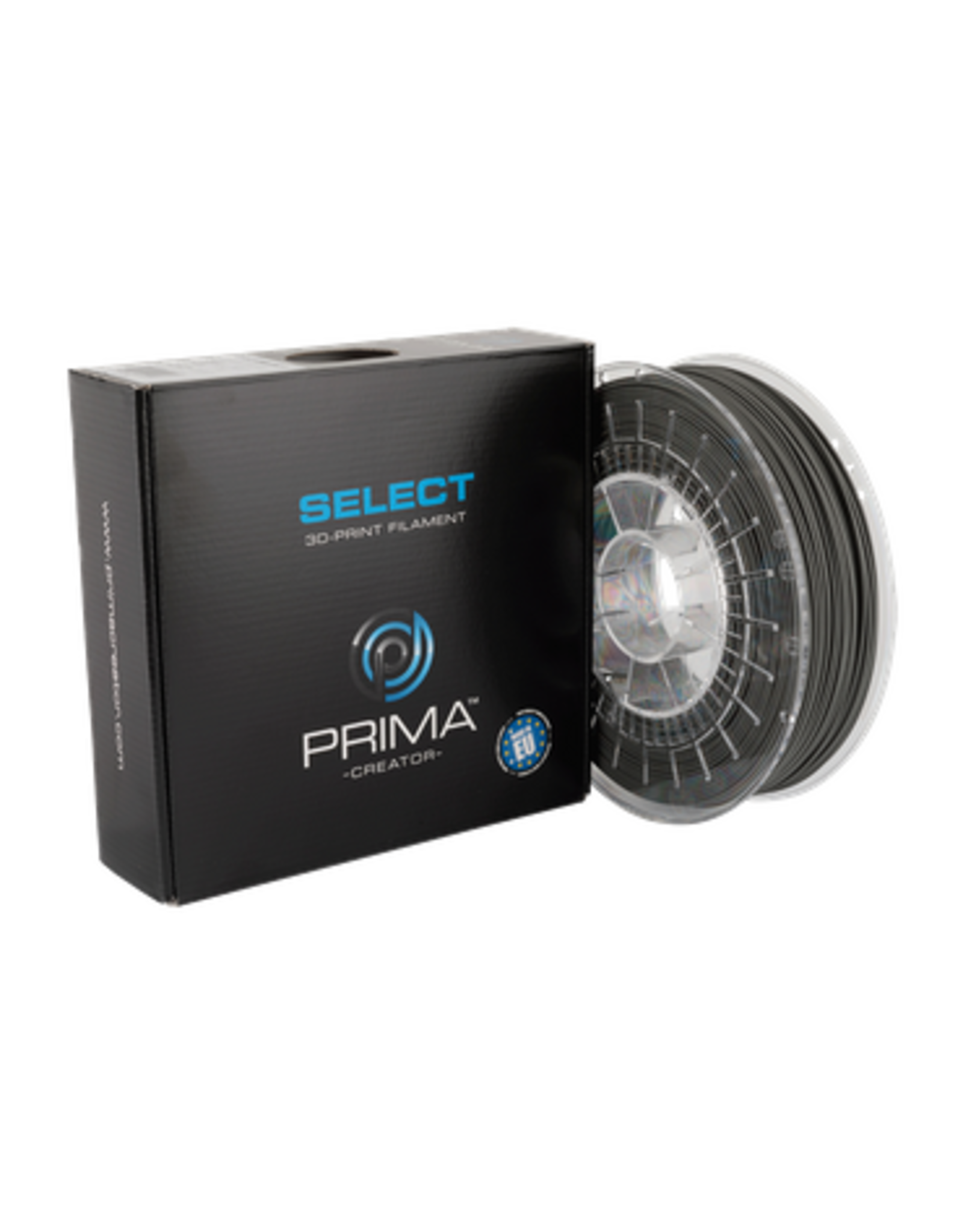Prima PrimaSelect PLA Mat 1.75mm - 750gr Grijs