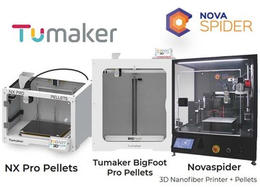 Specialized 3D printers