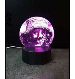 3D In The Box Lampe Led 3D en Plexi