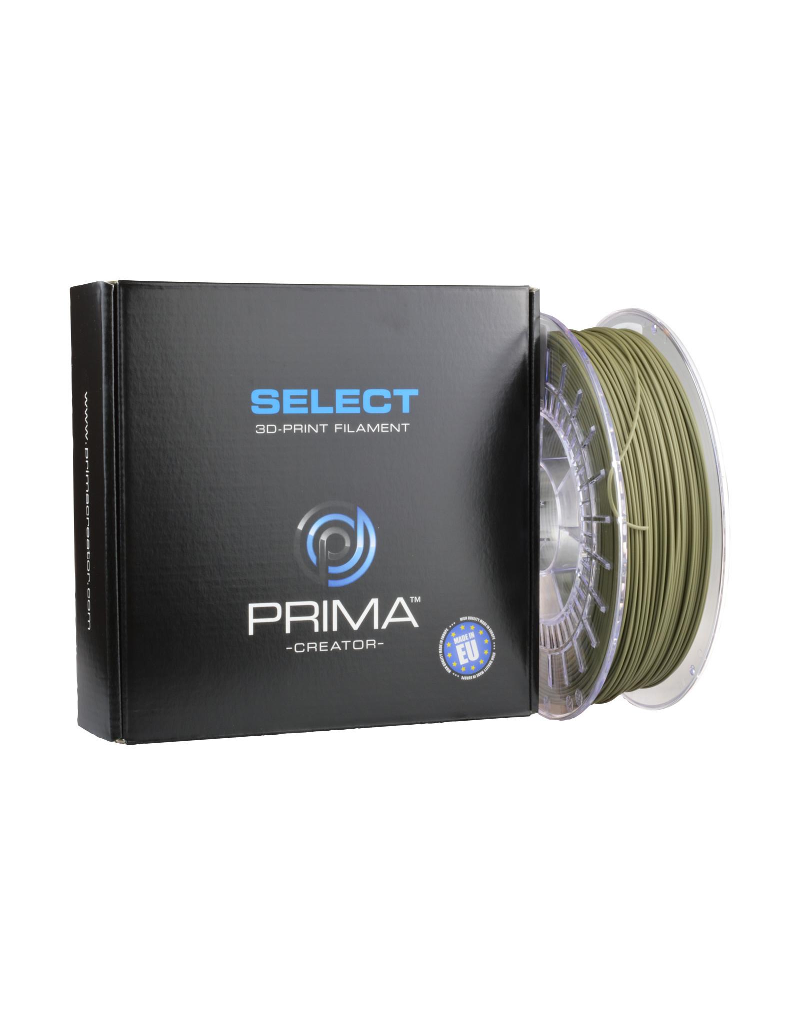 Prima PrimaSelect PLA Matt 1.75mm - 750gr Legergroen