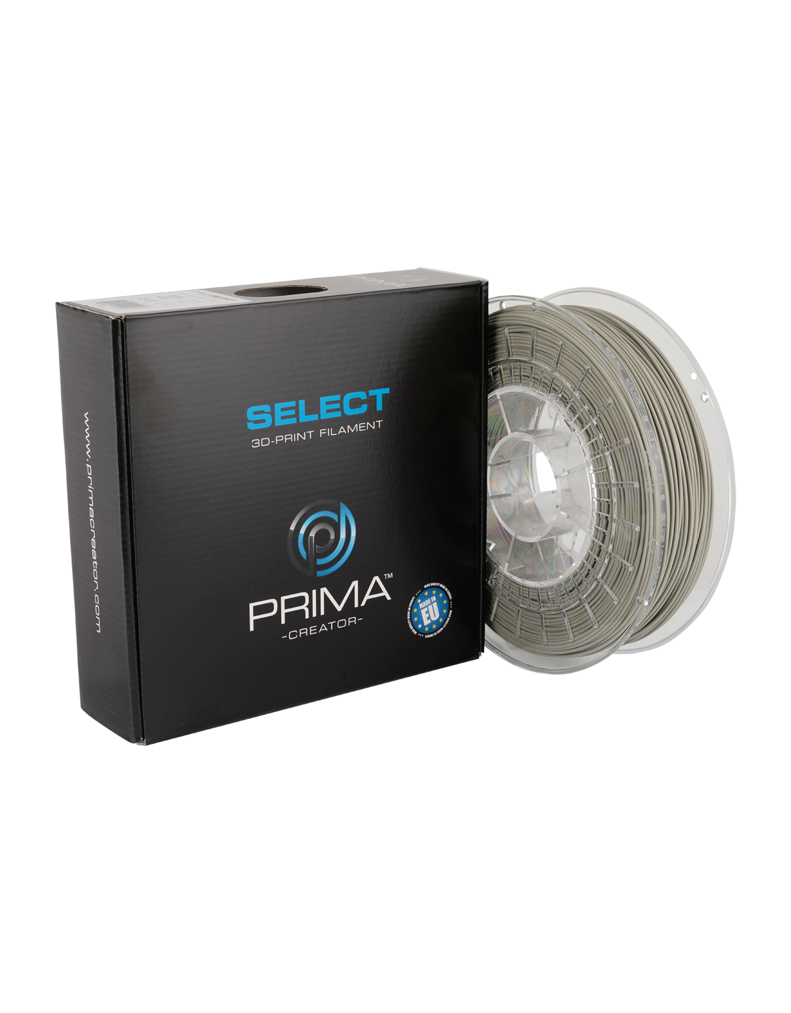 Prima PrimaSelect PLA Matt 1.75mm - 750gr  Moss Grey