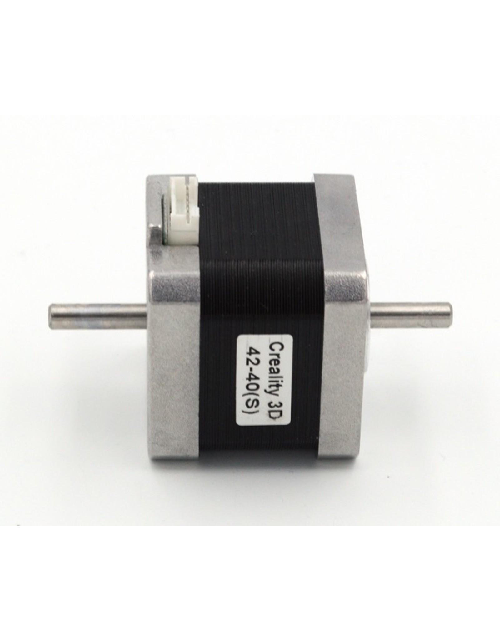 Creality/Ender Creality 3D 42-40 stappenmotor met dubbele as